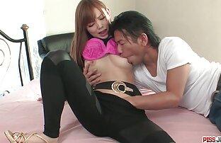 Maya Kawamura dá prazer na casa de banho boa foda selvagem