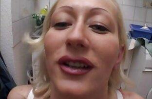 Masturbação sexo selvagem amarrado caseira da Mãe alemã