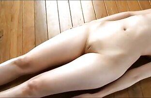Bonita jovem lésbica sexo selvagem loira Primeira DP em Ménage à trois