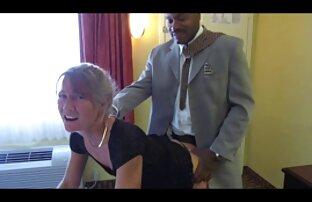 Austin Reid sexo selvagem entre dois homens e Wesley Marks fodendo na cama