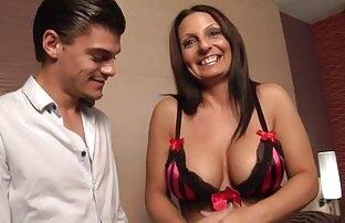 Andy Davison e Angel Hierro a pornôselvagem divertirem-se
